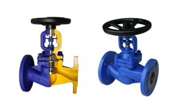 Below Seal Globe Valve Picture 1