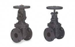 Cast Iron Gate Valve Picture 1