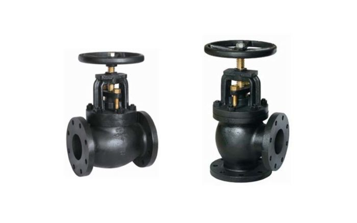 Cast Iron Globe Valve Picture 1