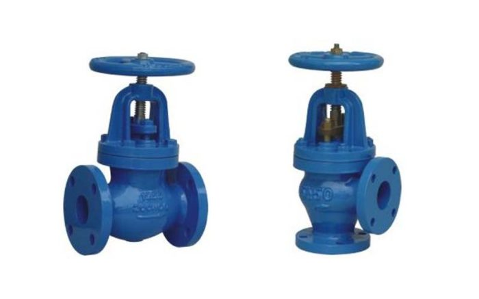 Cast Iron Globe Valve Picture 2