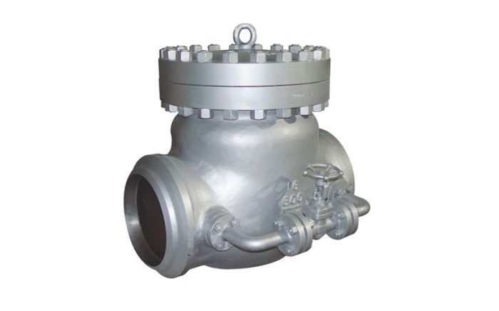 Cast Steel Check Valve Picture 5