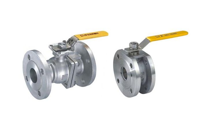 Cast Steel Floating Ball Valve Picture 3