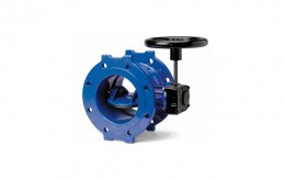 Double Eccentric Butterfly Valve Picture 1