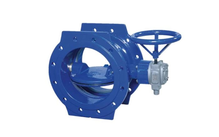 Double Eccentric Butterfly Valve Picture 2