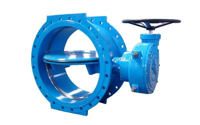 Double Eccentric Butterfly Valve Picture 3