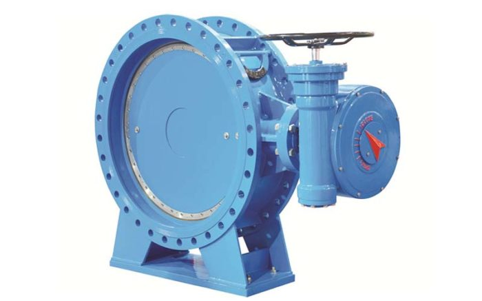 Double Eccentric Butterfly Valve Picture 4