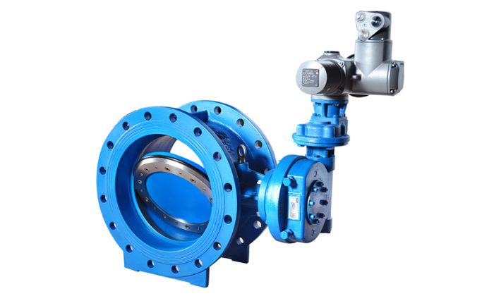 Double Eccentric Butterfly Valve Picture 5