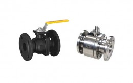 Forged Steel Floating Ball Valve Picture 1