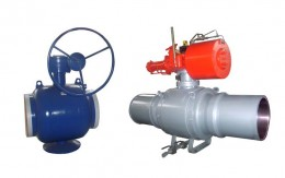 Fully Welded Ball Valve Picture 1