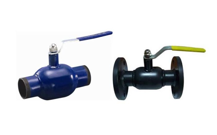Fully Welded Ball Valve Picture 5