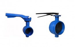 Grooved Butterfly Valve Picture 1