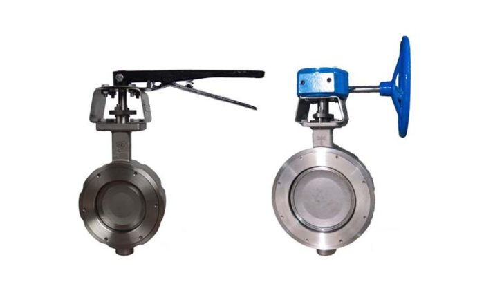 High Performance Butterfly Valve Picture 1