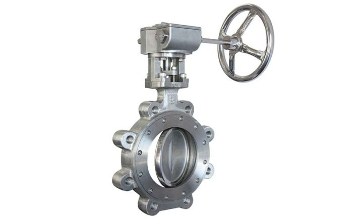 High Performance Butterfly Valve Picture 4