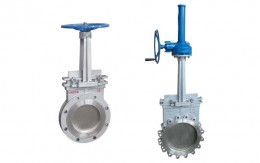 Knife Gate Valve Picture 1