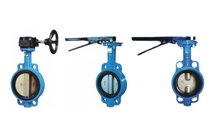 Resilient Seated Butterfly Valve Picture 1