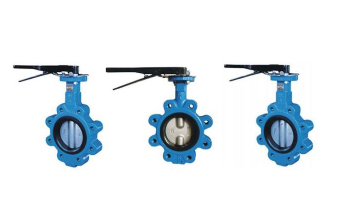 Resilient Seated Butterfly Valve Picture 2