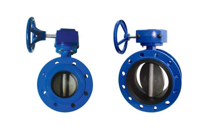 Resilient Seated Butterfly Valve Picture 3