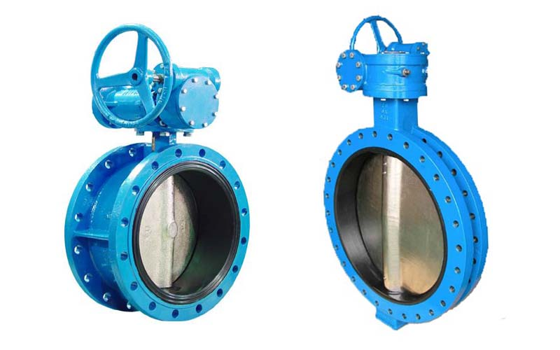 Resilient Seated Butterfly Valve Picture 4