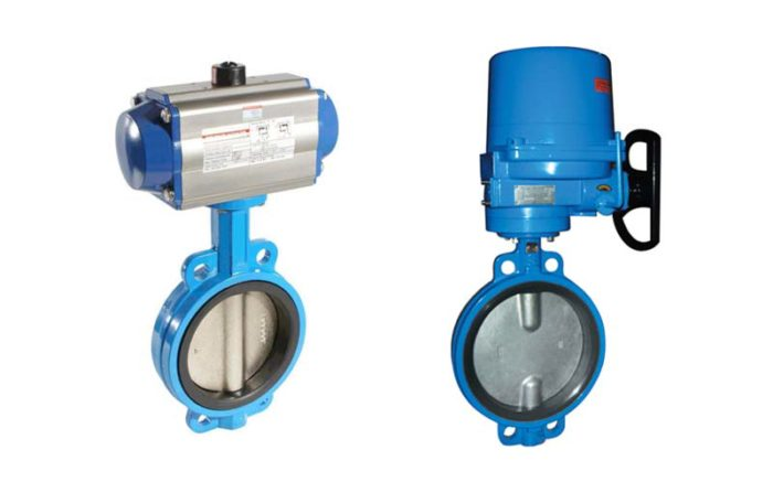 Resilient Seated Butterfly Valve Picture 5