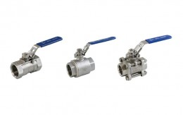 Threaded Ball Valve Picture 1