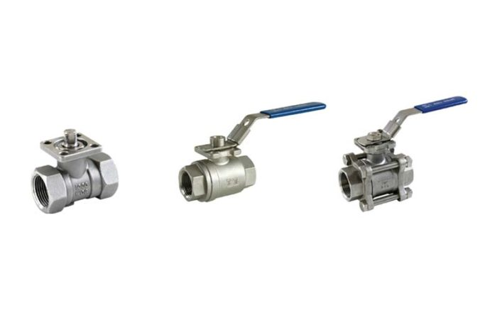 Threaded Ball Valve Picture 2