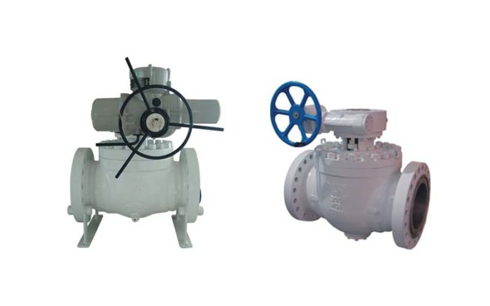 Top Entry Ball Valve Picture 2