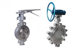 Triple Offset Butterfly Valve Picture 1