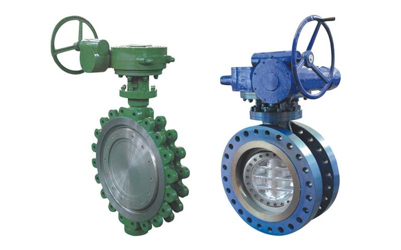 Triple Offset Butterfly Valve Picture 4